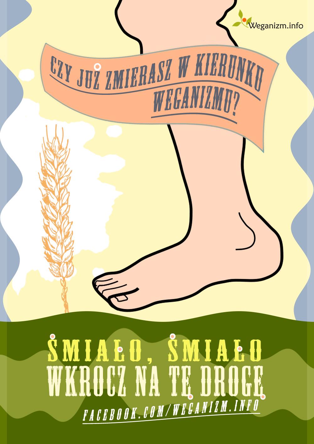 Wkrocz w weganizm